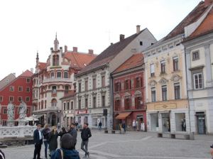 Maribor főtere