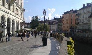 A Ljubljanica partja